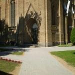 Krekenavos bažnyčios takų rekonstrukcija. Rangovas UAB NODAMA