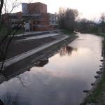 Kupos upės krantinių ir slėnio tvarkymas Kupiškio mieste. Rangovas UAB NODAMA